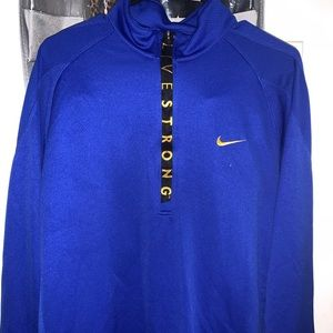 Livestrong Nike Sweater